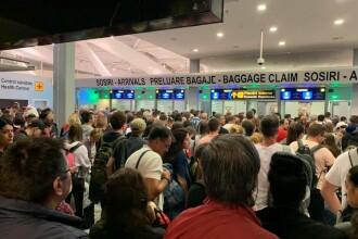 """Ponta, mesaj furios din aglomerația de pe aeroport: """"Mincinosule, incompetentule!"""""""