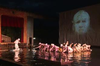 Atmosferă de poveste la Festivalul Internațional de Teatru de la Sibiu