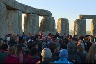 Cea mai lungă zi din an, marcată printr-o ceremonie impresionantă la Stonehenge