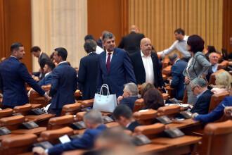 Scandal la ședința PSD, între Ciolacu și Oprișan. Dăncilă, contre cu Bădălau