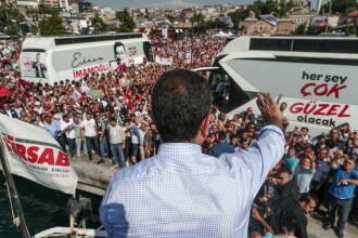 Locuitorii Istanbulului, chemaţi din nou la urne după ce Erdogan a anulat primele alegeri