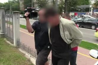 Bărbatul care a atacat cu pietre Mocănița și a vandalizat mașinile turiștilor a fost prins