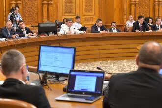 Comisie parlamentară de anchetă pentru acuzaţiile de fraudă la alegerile europarlamentare