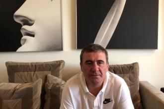 """Mesajul lui Hagi înaintea meciului cu Franța la Euro U21: """"Scoateţi România în stradă"""""""