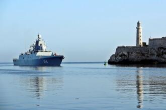 Cea mai modernă navă rusească, trimisă în apropierea coastelor SUA. Planul Kremlinului