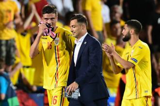 România - Franța, 0-0. Echipa lui Rădoi câştigă grupa şi merge în semifinalele EURO U21