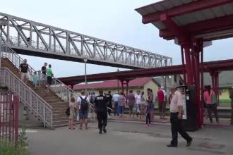 Un bărbat a supraviețuit după o cădere de la 10m. Medicii cred că voia să se sinucidă