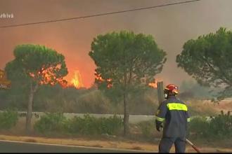 Nou avertisment de călătorie în Grecia din cauza amenințării incendiilor. Zonele vizate