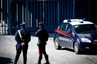 O româncă, arestată în Italia după ce și-a ucis soțul. Bărbatul era un cunoscut avocat