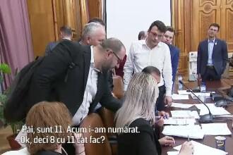 Circ în Parlament la o lege propusă de Carmen Dan. PNL și PSD s-au acuzat că fură voturi