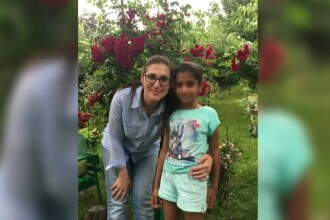 Familia adoptivă a Sorinei vrea despăgubiri dacă fetița nu va fi lăsată să plece din țară