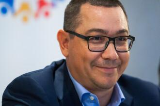 Ponta: Slugile din echipa Dăncilă au tăiat pensiile militarilor, nu și pe ale parlamentarilor
