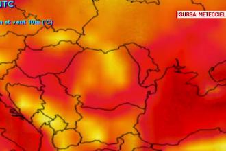 După ploi, România va fi lovită şi de un val de căldură sahariană. Avertismentul experţilor