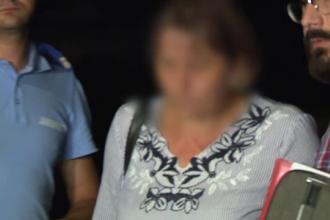 Asistenta maternală a fost audiată mai bine de 6 ore la București. Reacția acesteia