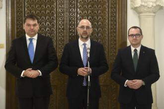 Korodi: UDMR n-ar trebui să intre la guvernare dacă moțiunea de cenzură e adoptată