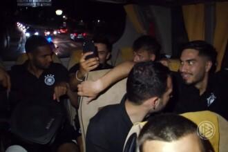 Cum au fost surprinși jucătorii Germaniei înainte de semifinala Euro U21 cu România