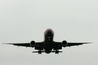 Boeing 777 escortat de 2 avioane Typhoon să aterizeze de urgență la Londra