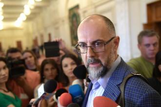 Hunor: Trebuie rezolvată foarte repede criză politică. Vom vota o moţiune de cenzură