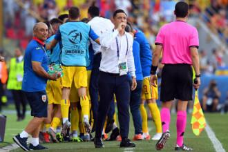 România - Germania 2-4, în semifinala EURO U21. Nemții au înscris de două ori în ultimele minute