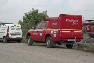 Descoperire macabră făcută de un bărbat plecat la pescuit, pe Mureș