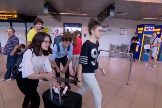 Cum au reuşit elevii români abandonaţi în Japonia să se întoarcă acasă