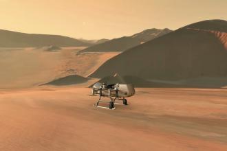 NASA trimite o misiune pe una dintre lunile planetei Saturn, pentru a căuta organisme vii