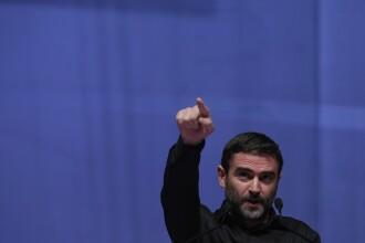 Pleşoianu, discurs despre un film horror la Congresul PSD: