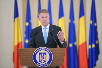 "Klaus Iohannis: ""Guvernul PSD-ALDE a primit un nou cartonaș roșu de la GRECO"""