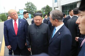Dezvăluiri de culise despre întâlnirea istorică dintre Donald Trump și Kim Jong Un