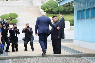 VIDEO cu reportajul difuzat de televiziunea de stat din Coreea de Nord cu Donald Trump