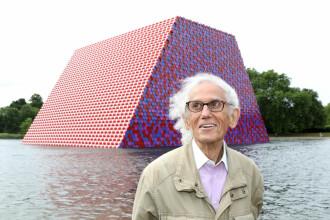 Celebrul artist Christo a murit la 84 de ani. Cele mai importante lucrări ale acestuia