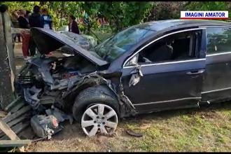 Bătrână din Dâmbovița, omorâtă în propria curte de un șofer vitezoman