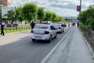 Reglare violentă de conturi în centrul Craiovei. Nimeni nu a vrut să depună plângere