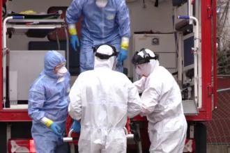 Un bărbat din Bistrița-Năsăud, aflat în carantină după ce s-a întors din Germania, a murit