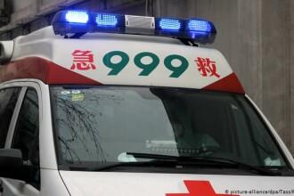 Un bărbat din China a intrat cu un cuțit într-o școală și a rănit peste 40 de persoane