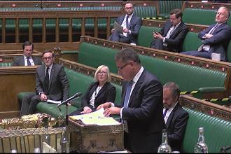 Încă un membru al guvernului britanic a fost testat pozitiv pentru Covid 19