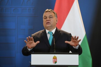 """Cartea pentru copii care l-a enervat pe premierul Ungariei: """"Există o linie roşie de netrecut"""""""