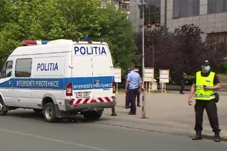Tribunalul Bucureşti, ţinta unei ameninţări cu bombă. Sute de oameni au fost evacuați