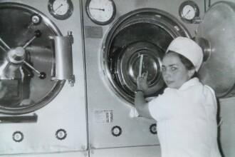 Cum se lucra în spitale când nu existau mănuși și măști de unică folosință. Detalii incredibile