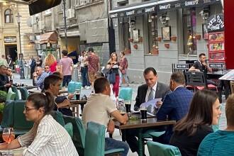 Guvernul permite reluarea activității restaurantelor și a sălilor de spectacol de la 1 septembrie