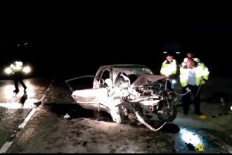 Accident tulburător în Piatra Neamț. A murit după ce impactul puternic a distrus mașina în totalitate