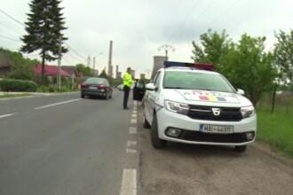 Accident cu 3 mașini în Dâmbovița. Greșeala făcută de o șoferiță