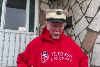 """A terminat facultatea la 90 de ani: """"Golul s-a umplut. Am simțit mereu nevoia de această completare"""""""