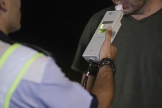 Șeful Serviciului de Înmatriculări şi Permise Auto din Iași a fost prins beat la volan