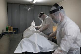 Efectele tragice ale pandemiei. Pacienți găsiți morți, la săptămâni bune după deces