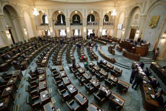 Moţiunea simplă împotriva ministrului Muncii Violeta Alexandru, adoptată de Senat