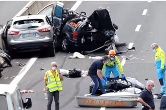 Decizie surprinzătoare în cazul românului care și-a pierdut copiii și părinții în accidentul din Italia