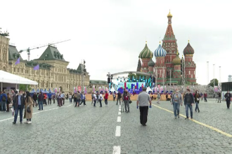 Rusia se apropie de 500.000 de cazuri de infectare cu Covid-19. Moscova a ridicat restricțiile de deplasare