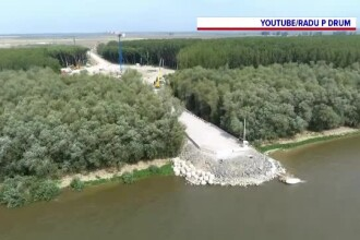 Podul peste Dunăre prinde contur. Guvernul promite 6 drumuri expres în Sud