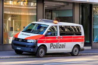 Un copil de 8 ani, anchetat în Elveția. Avea bancnote false... de jucărie